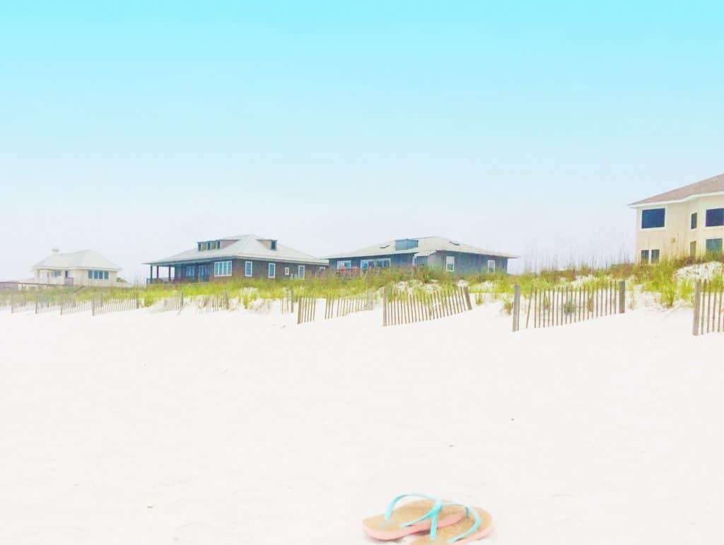 Relaxing, Pensacola Beach